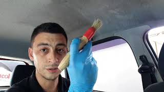 Como higienizar o teto do seu carro - Dicas Automotivas