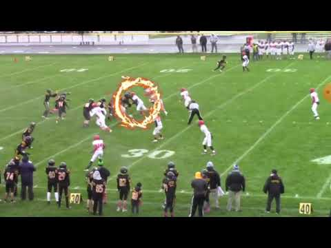 Highlights against Herscher high school