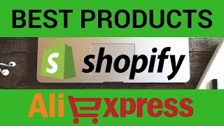 How to find the Best Products to sell from Aliexpress with Oberlo and Shopify