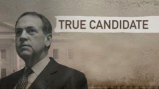 Mike Huckabee + True Detective = ???