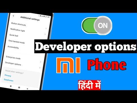 How to enable Developer Options in RedMi Y2 Phone | Mi Mobile me Developer options ko kaise On karen