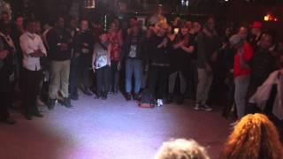 Shoe Fetish - Jazmyn Y3's Outer Space Debutante Ball - Toronto Kiki Ball | Krystle Tabujara