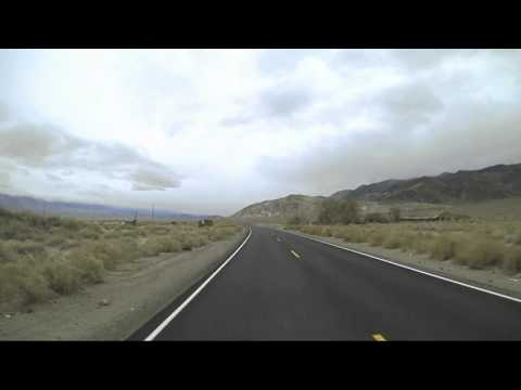 West Side of Death Valley: Drive to Lone Pine: CA 190, 136