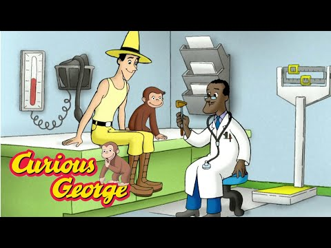 Curious George 🐵 1 Hour Compilation 🐵 HD 🐵 Cartoons For Children