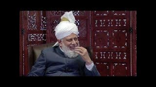 This Week with Hazrat Mirza Masroor Ahmad - 26 April 2019