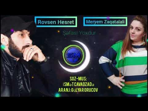 Meryem Vuqarli \u0026 Rovsen Hesret - Sefasi Yoxdur 2021 [ Official Audio]