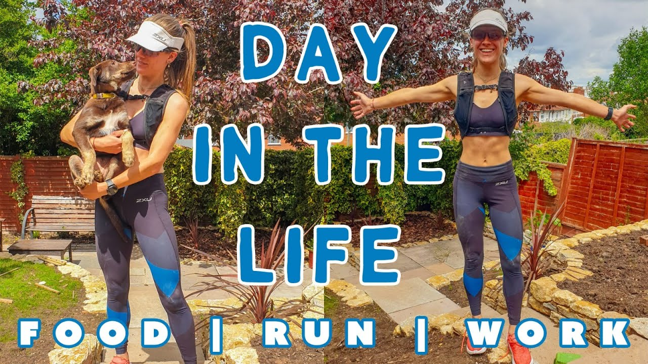 DAY IN THE LIFE | Realistic what I eat | Bristol harbour run