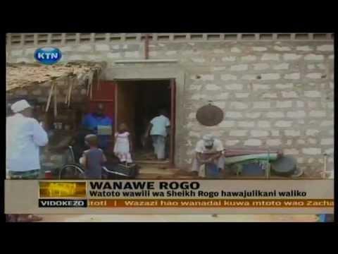 News:  Wanawe Rogo watiwa nguvuni