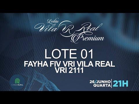 LOTE 01 (VRI 2111)
