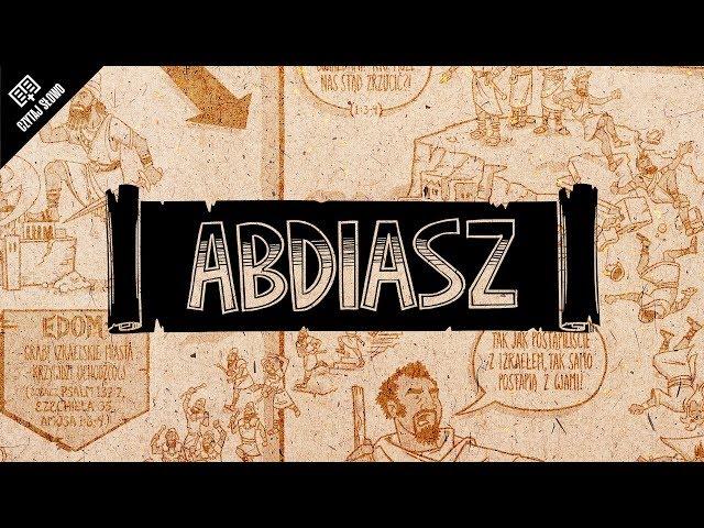 Omówienie: Księga Abdiasza