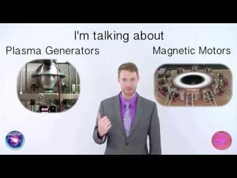 Magrav Technology - The New Energy Industry - PreLaunch -