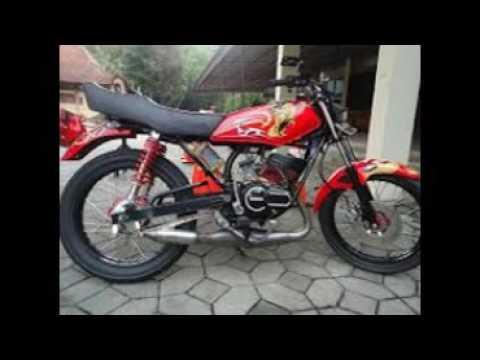 Gambar Dan Foto Modifikasi Rx King Motor Yamaha Keren