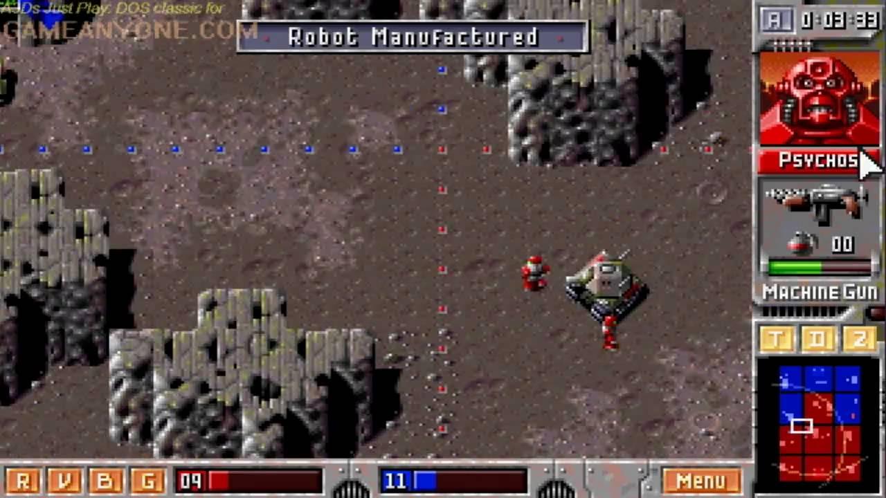 Z (1996) - Le Bottin des Jeux Linux