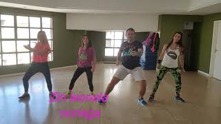 Warm Up 2018 zumba Franco giordano