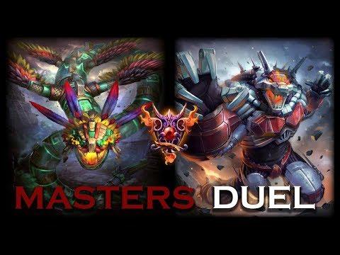 Smite: Masters Duel | Kukulkan vs Fenrir | A Fatal Error