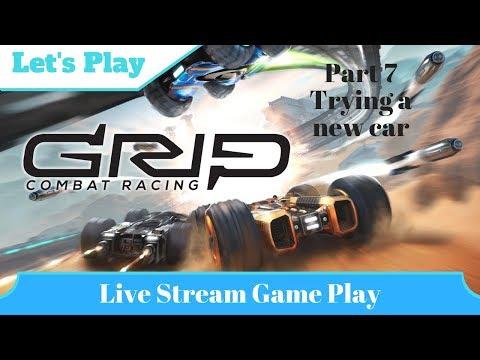 the bat mobile - GRIP: Combat Racing |
