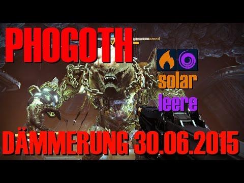 Destiny: Dämmerung 30.06.2015 - Solar und Leere Entflammen - YAAAY!! [German/Deutsch]