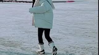 CEVAS 스노우부츠 여성 겨울 미끄럼방지 워커부츠 방…