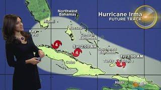 CBSMiami.com Weather 9/5 5AM