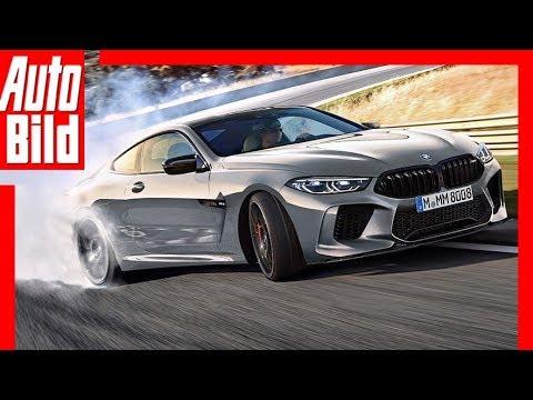 Zukunftsaussicht: BMW M8 Competition (2018) Details / Erklärung