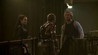 Avengers Age of Ultron Blu-ray Bonus - The Twins: Scarlet Witch & Quicksilver