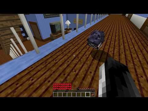 Minecraft | WHO'S YOUR DADDY? Fork + Outlet = Fun! (Baby in Minecraft)