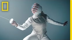 This U.S. Fencer Is Named After a Warrior Queen—and It Shows | Short Film Showcase