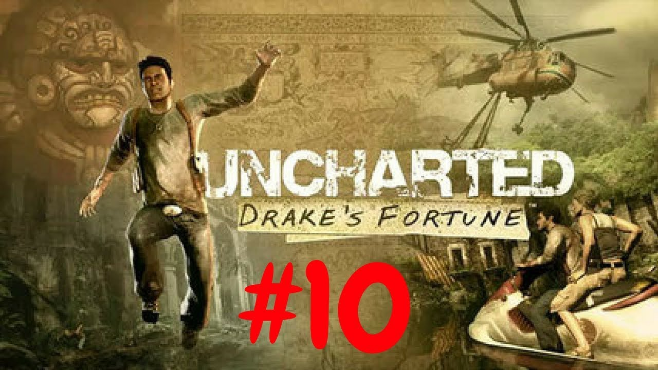 Download Uncharted Drake's Fortune PS4 Walkthrough #10 Vatti a fidare!?!