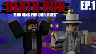 "[ROBLOX Collab!] Deathrun w/Biggranny000 ""Running for our Lives!"""