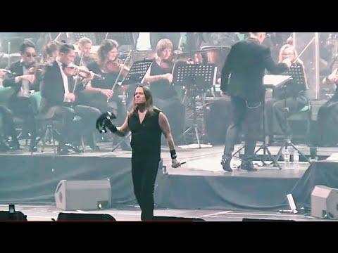 Я свободен - Кипелов и симфонический оркестр   Санкт-Петербург 2019