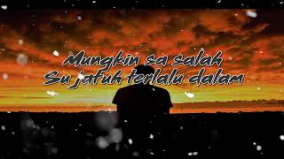 Near - saat sa mulai sayang ft Dian Sorowea (Official Lyrics Video)