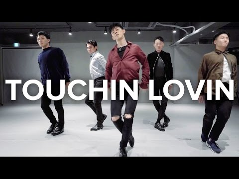 Touchin, Lovin - Trey Songz ft. Nicki Minaj / Bongyoung Park Choreography