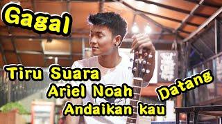 Download Lagu ANDAIKAN KAU DATANG - RUTH SAHANAYA COVER BY TRI SUAKA mp3