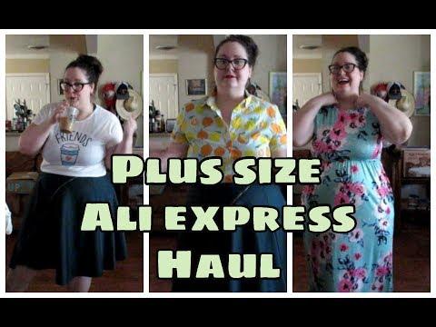Plus Size Ali Express Haul