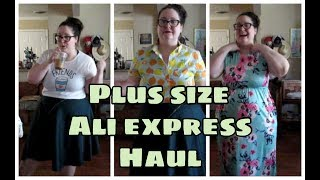 Plus Size Ali Express Haul