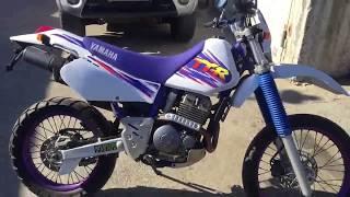 Шикарный Yamaha ttr 250