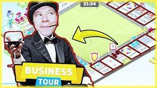 PLAGA WYKUPIŁ WSZYSTKIE POLA NA MAPIE | Business Tour [#67] (W: Plaga, Diabeuu, Kubson) | BLADII