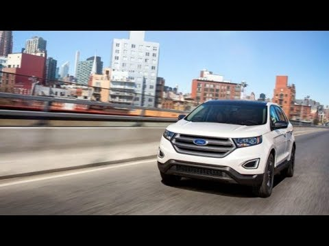 Hot  Ford Edge Release Date And Redesign