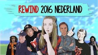 NEDERLANDSE YOUTUBE REWIND 2016 - GIELS versie