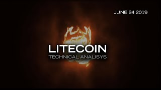 Litecoin Technical Analysis (LTC/USD) Counting on a Kicker...  [06.24.2019]
