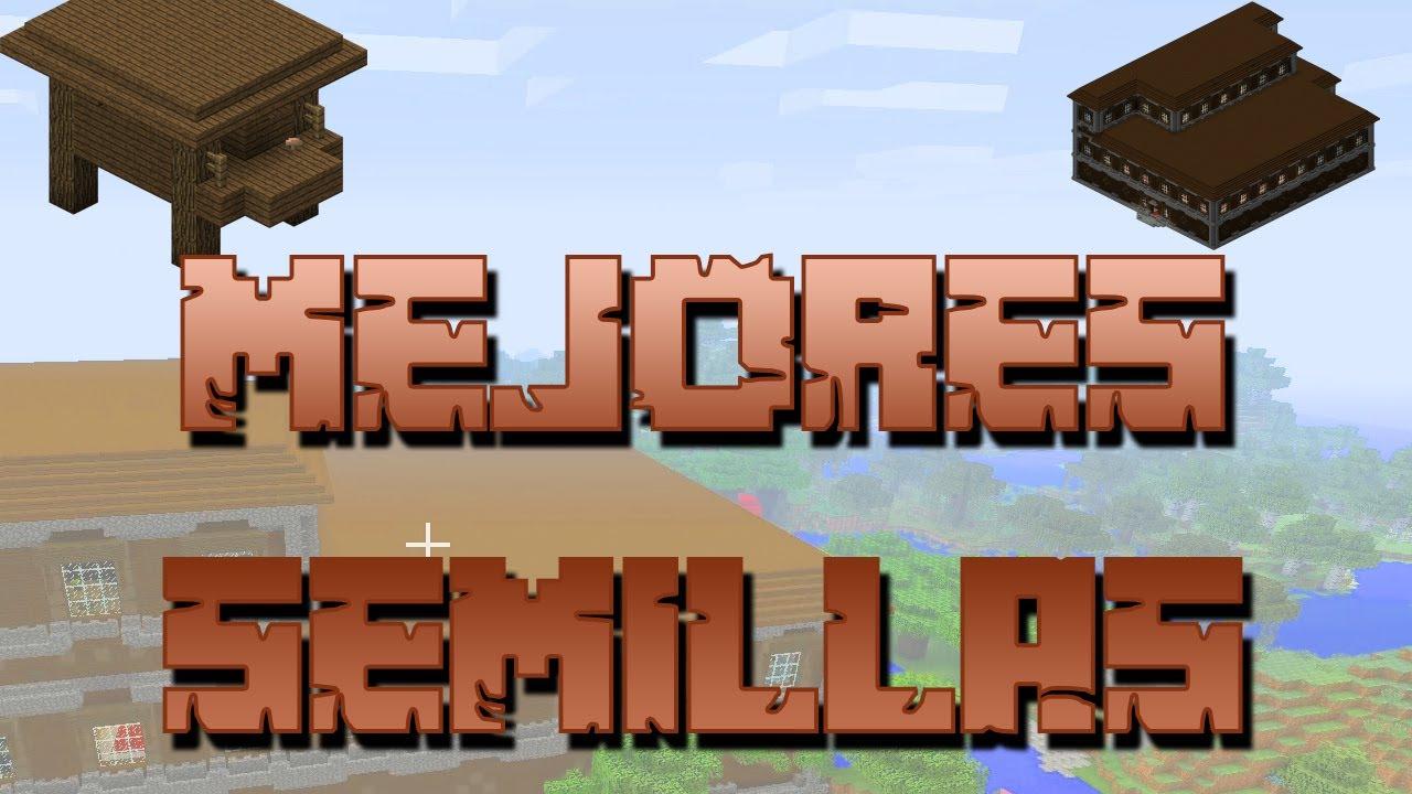 MANSIONES/CASA DE BRUJAS/ALDEAS Semillas Minecraft ps3/ps4 ...