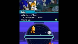 Nintendo DS Longplay [025] Sonic Colours DS
