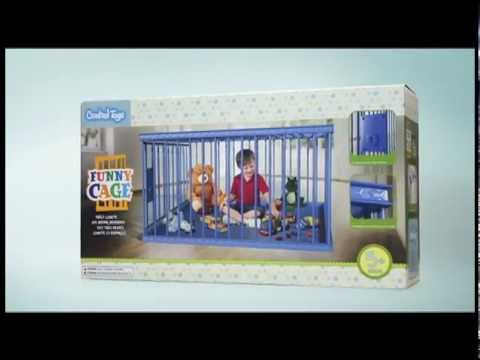 Straitjacket and Other Control Toys for Unruly Kids