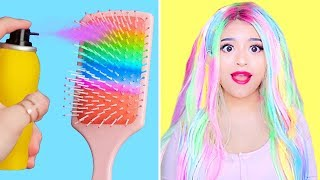AMAZING Hair Hacks That ACTUALLY Work...