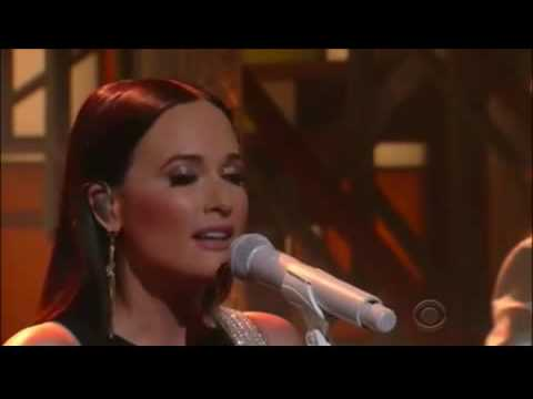 Late to the Party Stephen Colbert Show Kacey Musgraves