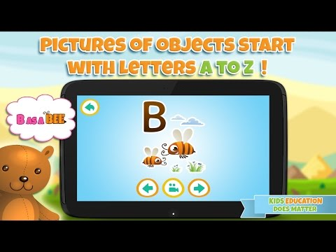 ABC For Kids ! Learning Alphabet For Kids ABC