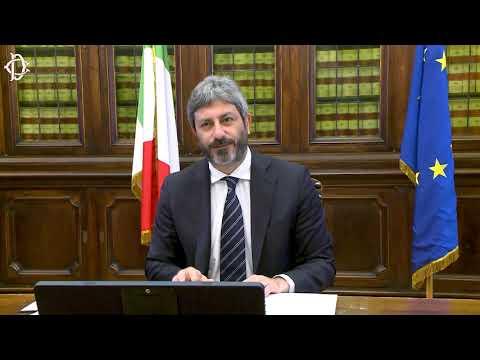 Presentazione analisi ASVIS su Pnrr: l'intervento del Presidente Fico