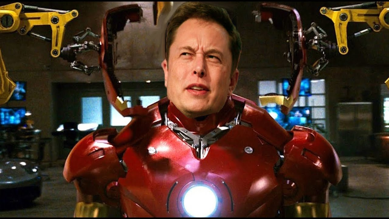 Elon Musk How I Became The Real Iron Man -  HD Documentarys