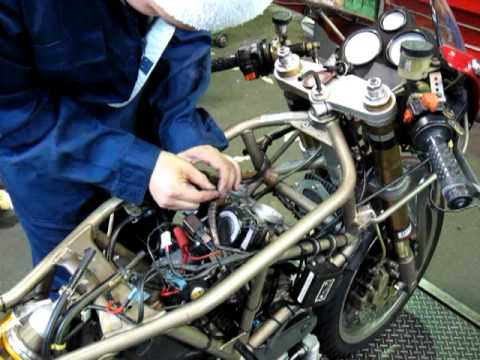 Sono Ducati 900ss Engine Complete Overhaul Sd Carburetor Set Up