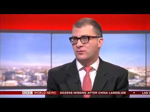 BBC World Newspaper Review with OBG's Oliver Cornock